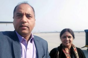 Jai Ram Thakur has risen step by step, albeit unknowingly
