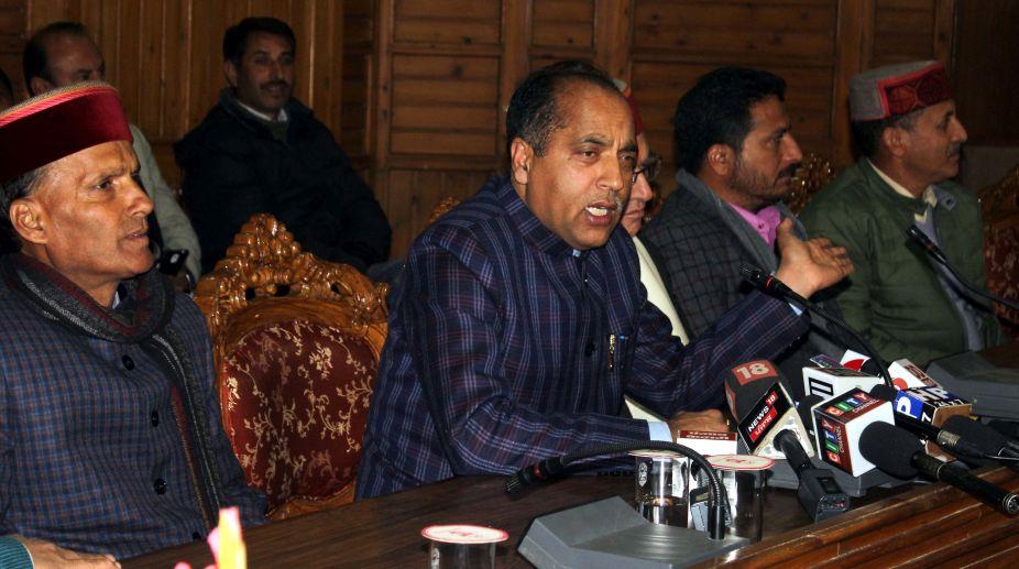 Himachal Pradesh, CM, Jai Ram Thakur