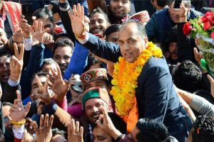 Time to say goodbye to 'cap politics': Himachal CM