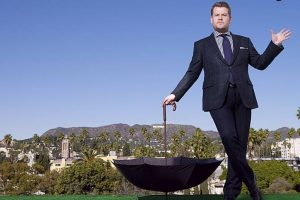James Corden welcomes 3rd child with wife