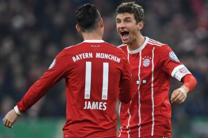 Bayern Munich overcome Borussia Dortmund in German Cup