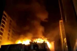 Kamala Mills fire: 2 relatives of pub owners arrested