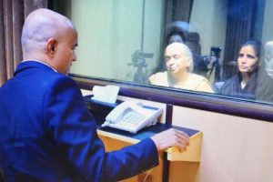 Why ICJ, Red Cross not involved in Jadhav meeting, asks Congress