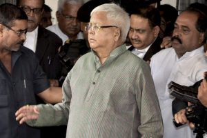 Lalu Yadav may seek parole to attend only sister's last rites