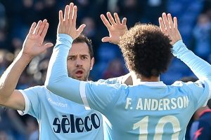Lazio advance to Coppa Italia semis