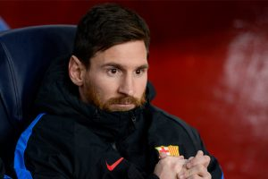 I hope football does end up paying me in 2018: Lionel Messi