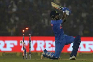 Rahul's fifty, Chahal's 4 for 23 help India post 93-run win over Sri Lanka in first T20I