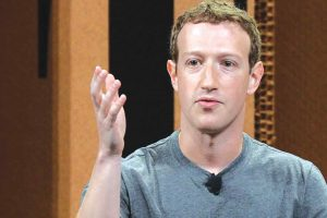 Mark Zuckerberg admits mistake over Facebook data breach