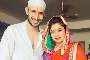 Malini Kapoor blessed with son