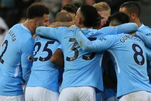 Premier League: Raheem Sterling strikes to extend Manchester City's incredible run
