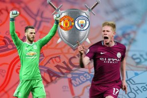 Manchester United vs Manchester City: Combined XI for Manchester Derby