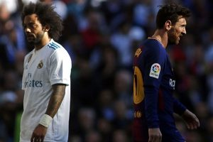Real Madrid have not lost the La Liga: Marcelo Vieira