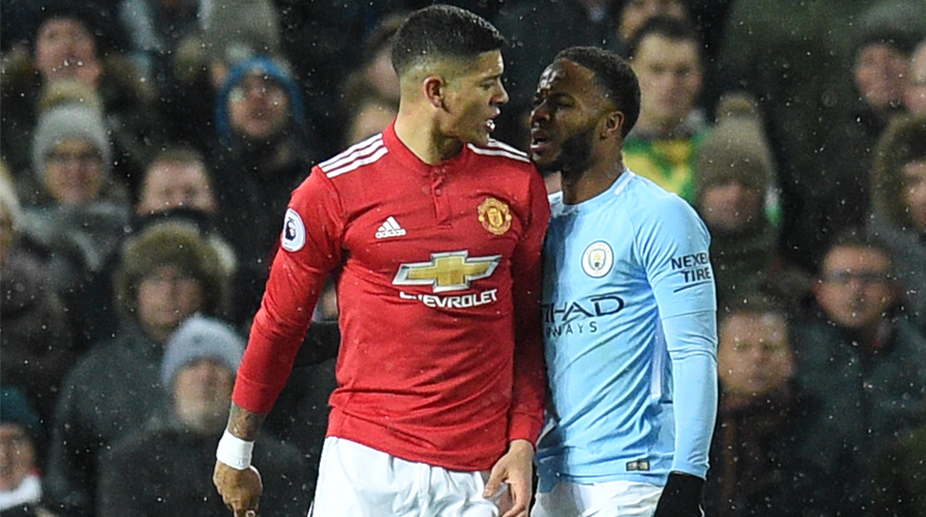 Manchester United defender Marcos Rojo available for Southampton clash