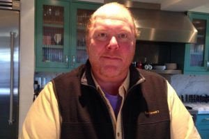 Mario Batali fired from 'The Chew'