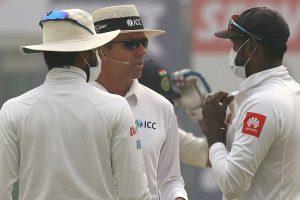 Third Test, Day 2:  Sri Lanka 131/3, trail by 405 runs