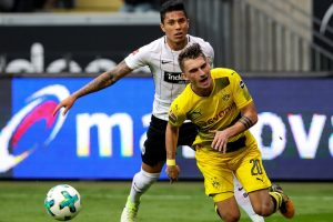 Borussia Dortmund striker Maximilian Philipp's season over?