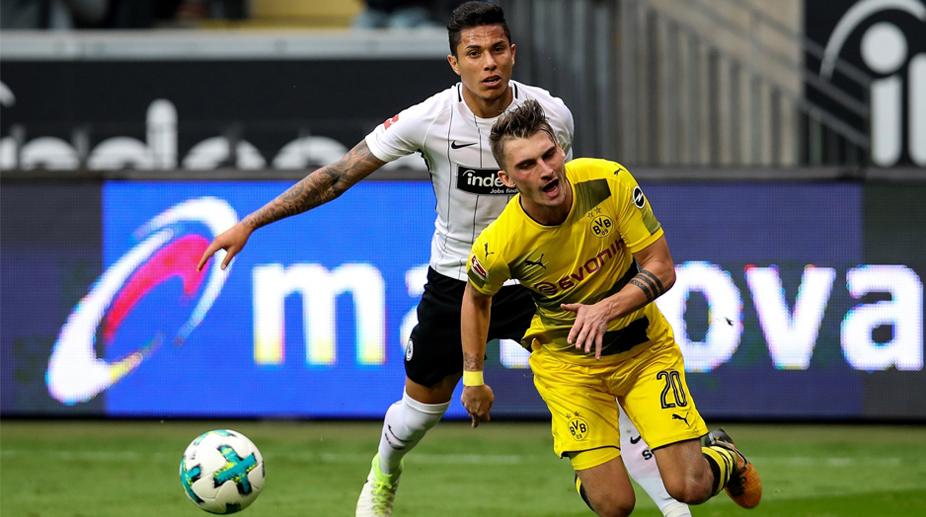 Maximilian Philipp, Borussia Dortmund F.C., Bundesliga