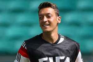 Was nervous while meeting Zinedine Zidane: Mesut Ozil