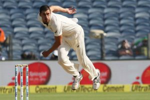 Ashes: Australia's Mitchell Starc doubtful for Boxing Day Test
