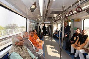 Noida is not jinxed, says PM Modi; praises CM Yogi Adityanath