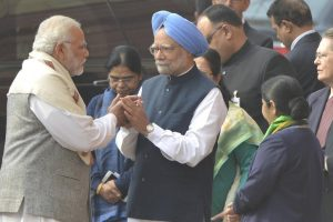 Government, opposition to discuss PM Modi's allegations against Manmohan Singh