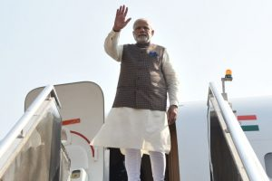 PM Modi to lay foundation stone for Navi Mumbai Int'l airport on Feb 18