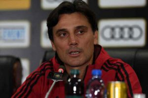Vincenzo Montella presented as Sevilla's new coach