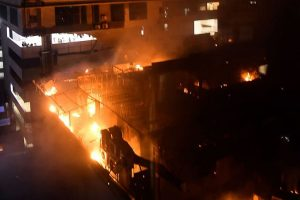 Mumbai pub blaze: Son of ex-top cop nabbed