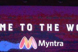 Personal care segment to contribute 8% revenue in 2 yrs: Myntra