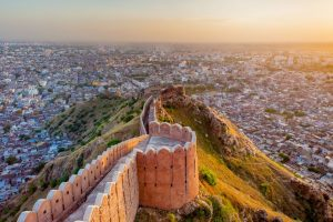 Jaipur's Nahargarh Fort turns host for contemporary art