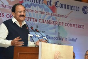 Parliament is not for scoring political brownie points: Naidu