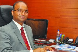 Nand Lal Sharma takes over as SJVN chief