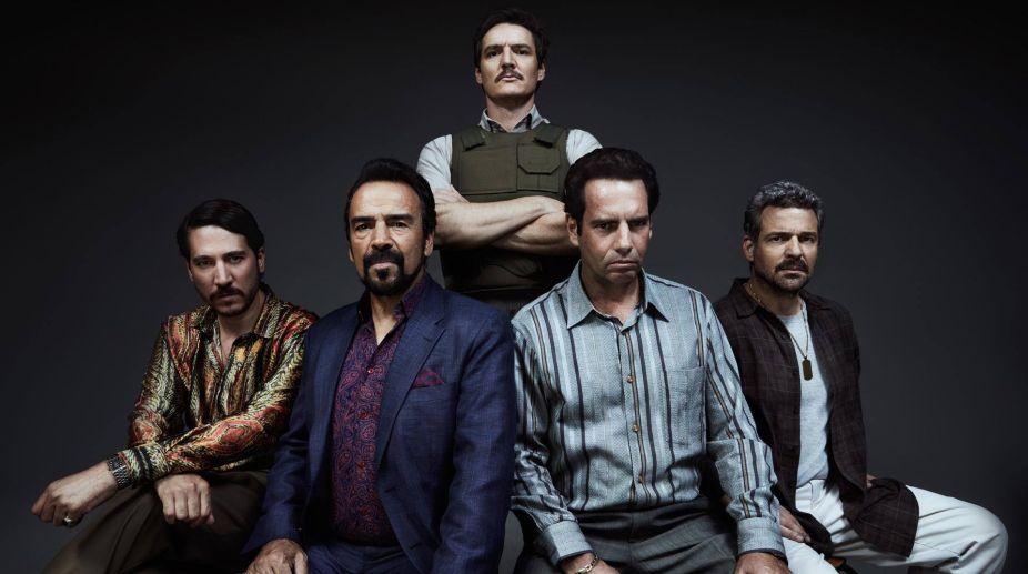 Narcos, Christopher Brancato, Netflix, Drama