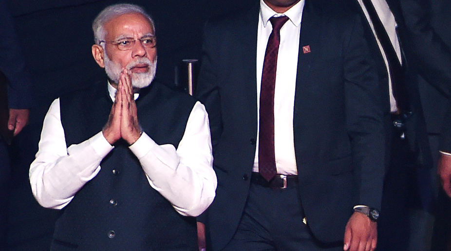 Prime Minister, Narendra Modi,