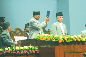 Nepal at the crossroads