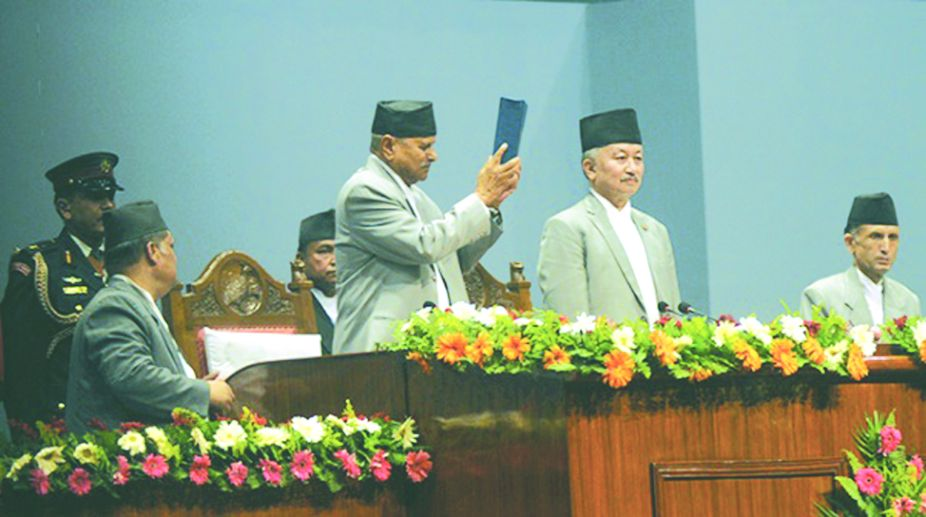 Nepal, Nepal constitution, Constituent Assembly,