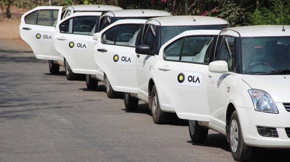 Ola, Cabs, Taxi service, Application
