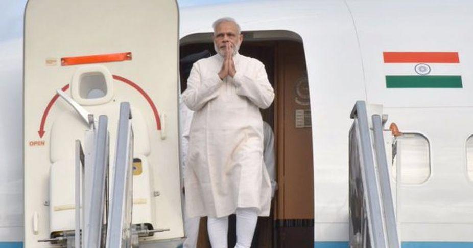 PM Modi embarks on visit to Indonesia, Singapore