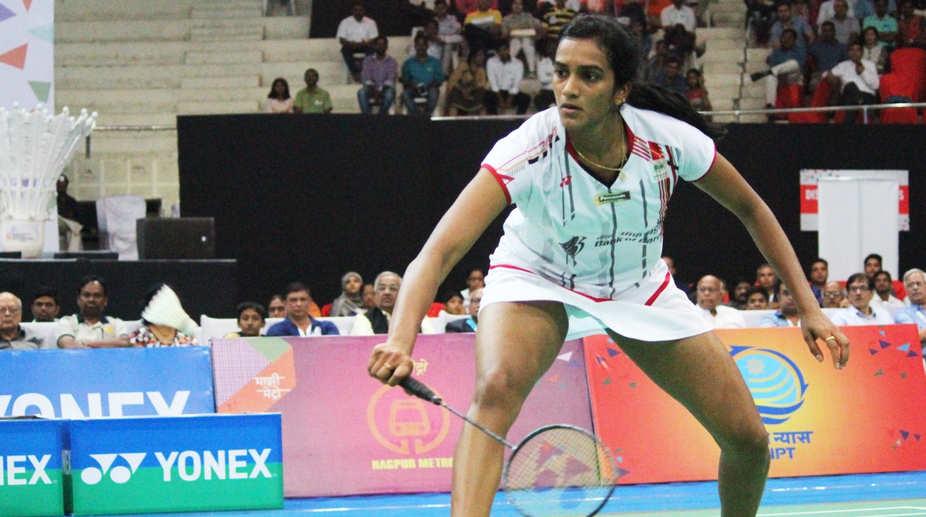 PV Sindhu, World Superseries Finals