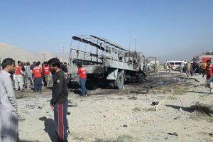 Explosion kills six in Pakistan
