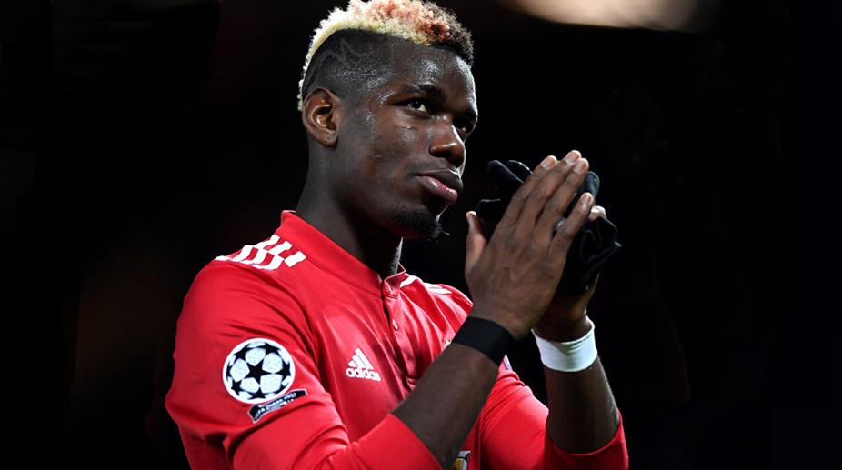 Paul Pogba, Manchester United F.C., UEFA Champions League, Premier League