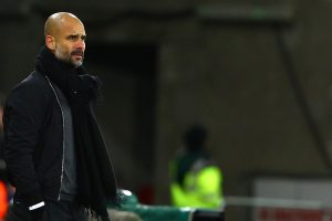 Manchester City boss promises 'no complacency' after setting Premier League record