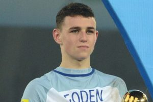 Manchester City's youngest star Phil Foden to start in Champions League