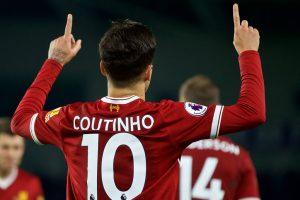 Premier League: Philippe Coutinho runs the show as Liverpool run riot at Brighton