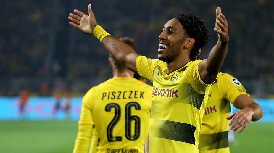 Pierre-Emerick Aubameyang, Borussia Dortmund, Bundesliga
