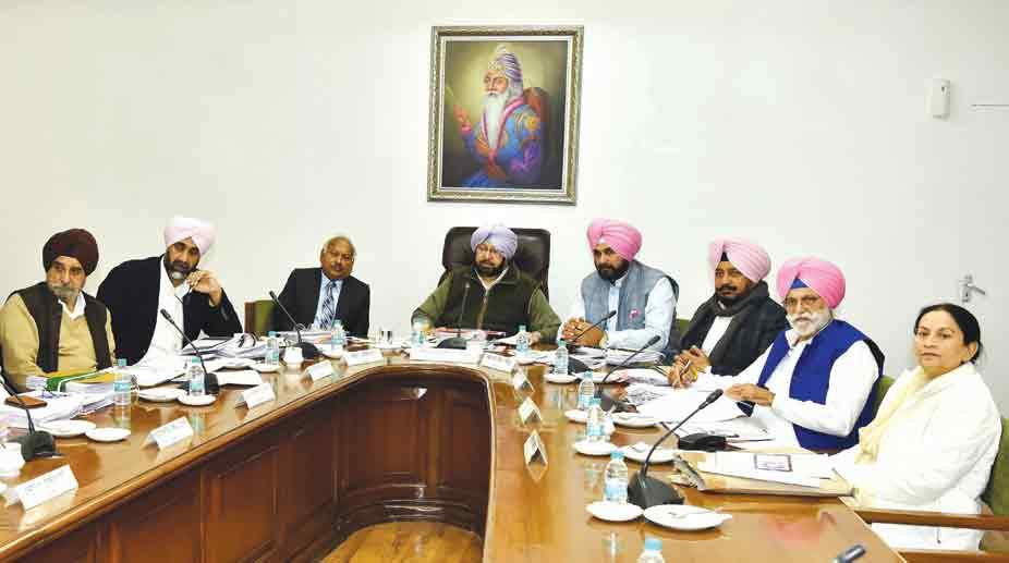 Punjab-Cabinet