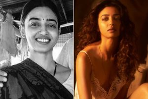 Radhika Apte sweeps us off our feet in these two distinct looks