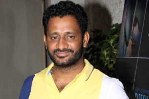 Resul Pookutty spends 'Christmas time' at blind school