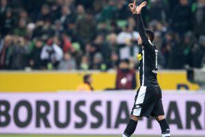 Bundesliga: Borussia Moenchengladbach beat Hamburger SV