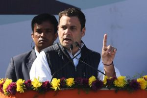 India today faces lack of jobs, rise of divisiveness: Rahul Gandhi